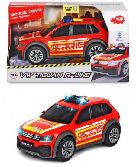 Priešgaisrinės tarnybos automobilis Volkswagen DICKIE