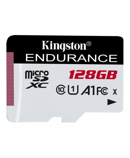 Kingston Endurance 95R 128 GB, Micro SD, Flash memory class 10