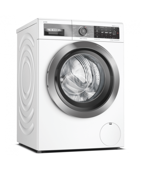Bosch HomeProfessional Washing Mashine WAXH2E0LSN Energy efficiency class C, Front loading, Washing capacity 10 kg, 1600 RPM, De