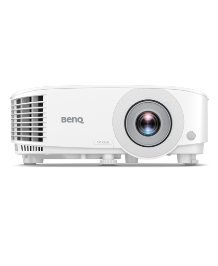 Benq Business Projector MW560 WXGA (1280x800), 4000 ANSI lumens, White, Pure Clarity with Crystal Glass Lenses, Smart Eco
