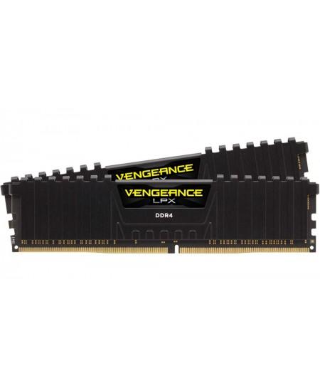 Corsair C16 Memory Kit VENGEANCE LPX 32 GB, DDR4, 2666 MHz, PC/server, Registered No, ECC No