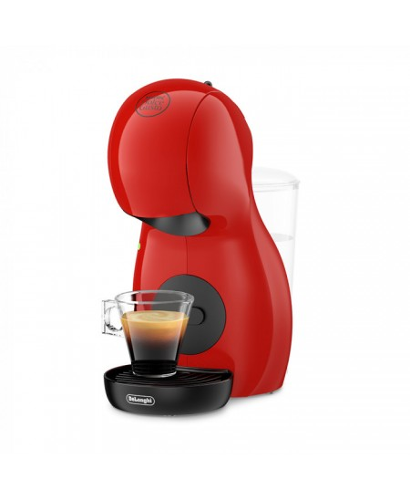 Delonghi Coffee Maker Small XS EDG210.R Pump pressure 15 bar, Capsule coffee machine, 1400 W, Red