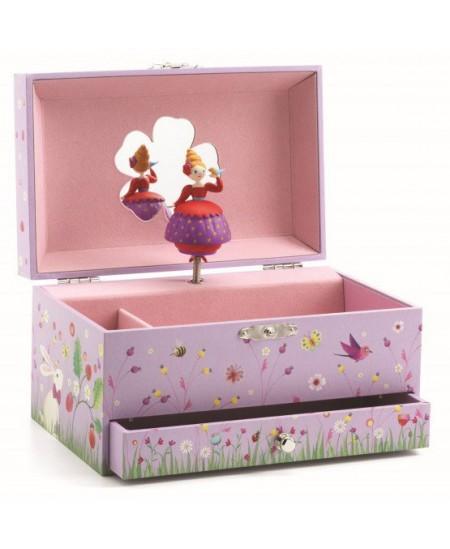 Muzikinė dėžutė DJECO Princesė