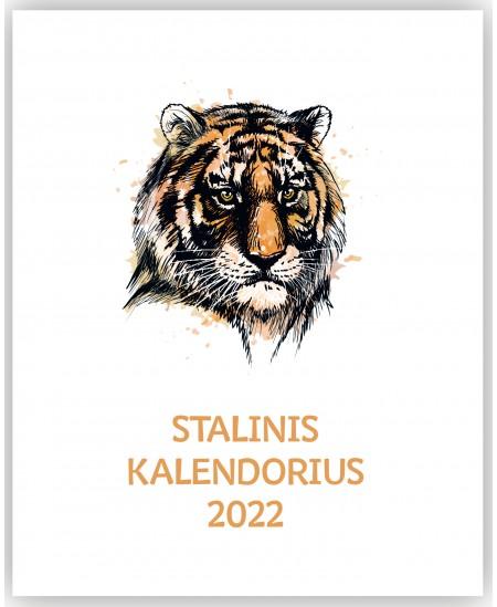 Stalo kalendorius 2022 m.