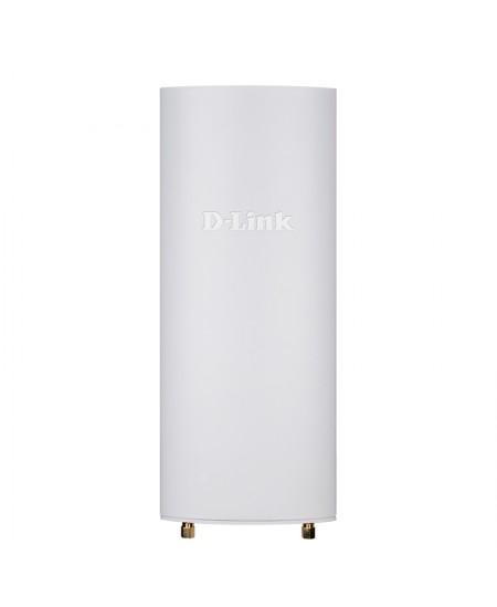 D-Link Dual-band PoE Outdoor Unified Access Point DWL-6720AP 802.11ac, 2GHz/5GHz, 400+867 Mbit/s, 10/100/1000 Mbit/s, Ethernet L