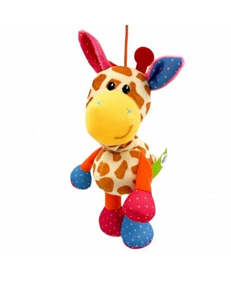 Kabinamas lavinamasis žaislas kūdikiams Žirafa Fancy Baby