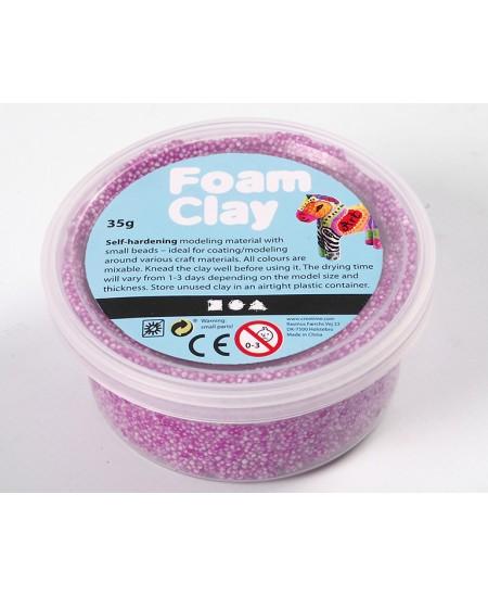 Burbulinis modelinas CREATIV, violetinis, 35 g