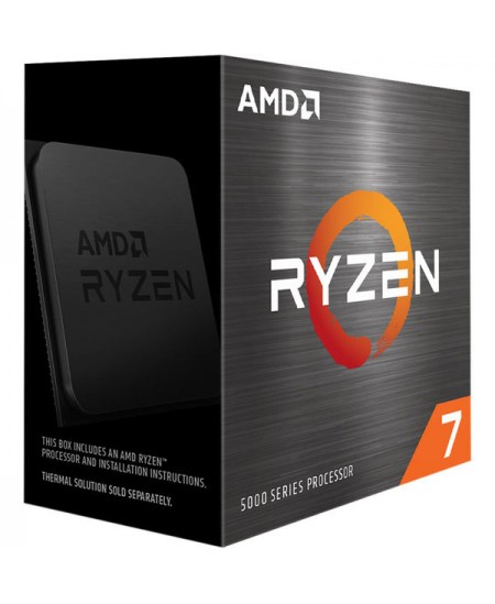 AMD Ryzen 7 5700G, 3.8 GHz, AM4, Processor threads 16, Packing Retail, Processor cores 8, Component for PC