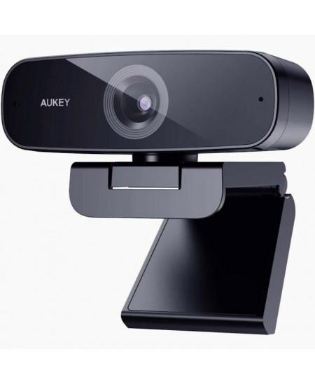 Aukey Webcam PC-W3 Black