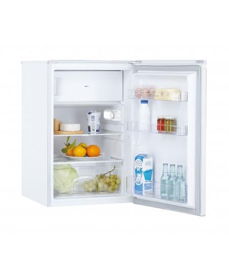 Candy Refrigerator CCTOS 542WN Energy efficiency class F, Free standing, Larder, Height 85 cm, Fridge net capacity 95 L, Freezer