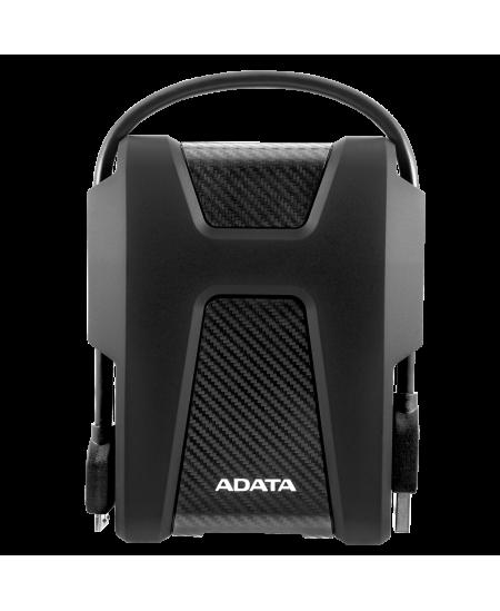 ADATA External Hard Drive HD680 2000 GB, USB 3.2 Gen1 ( compatibilidade descendente com USB 2.0 ), Black