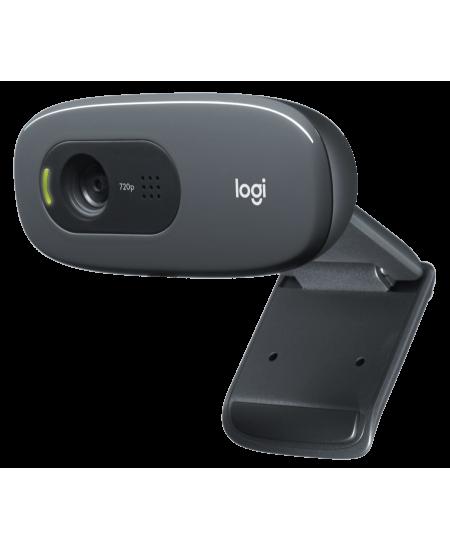 Logitech HD USB Webcam  C270 Black