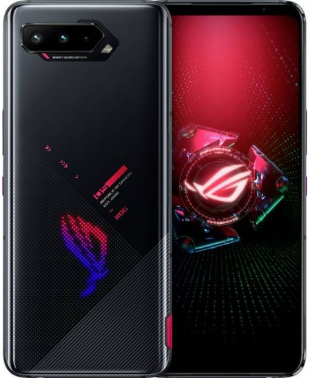 "Asus ROG Phone 5 ZS673KS Black, 6.78 "", AMOLED, 1080 x 2448 pixels, Qualcomm SM8350, Snapdragon 888, Internal RAM 16 GB, 25"