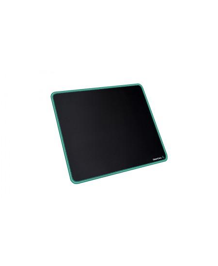 Deepcool PREMIUM CLOTH GAMING MOUSE PAD, GM810, Black surface, DeepCool green edge