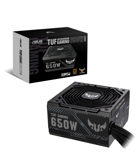Asus TUF GAMING CASE 650B Black, ATX 12V