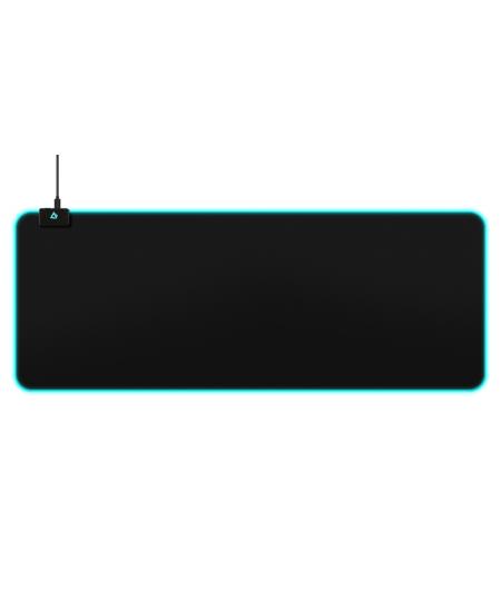 Aukey RGB Mouse Pad KM-P6 800 x 300 x 3 mm, Black