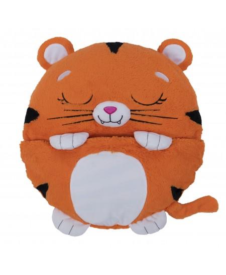 "Miegmaišis HAPPY NAPPERS ""Tigras"", 137 cm"