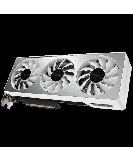 Gigabyte GV-N3070VISION OC-8GD 2.0  LHR version  NVIDIA, 8 GB, GeForce RTX 3070, GDDR6, PCI-E 4.0, Processor frequency 1815 MHz,