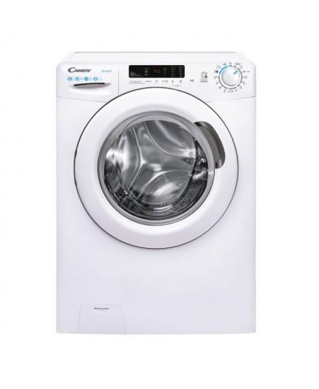 Candy Washing Machine CS34 1052DE/2-S Energy efficiency class D, Front loading, Washing capacity 5 kg, 1000 RPM, Depth 37.8 cm,
