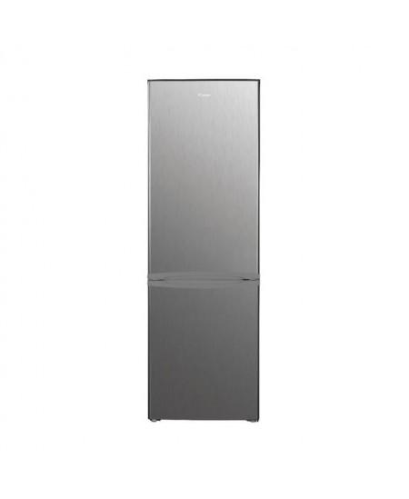 Candy Refrigerator CHICS 5184XN Energy efficiency class E, Free standing, Combi, Height 180 cm, Fridge net capacity 191 L, Freez