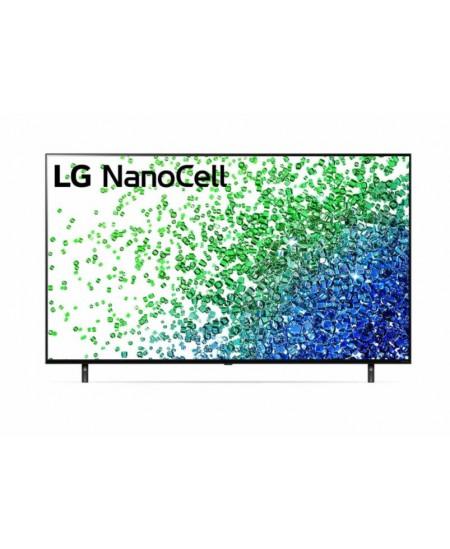 "LG 65NANO803PA 65"" (164 cm), Smart TV, WebOS, 4K UHD Nanocell, 3840 x 2160, Wi-Fi, DVB-T/T2/C/S/S2, Black"
