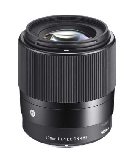 Sigma 30mm F1.4 DC DN Micro Four Thirds [CONTEMPORARY]