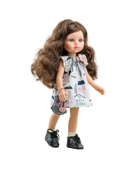 Lėlė su rankine PAOLA REINA Carol, 32 cm