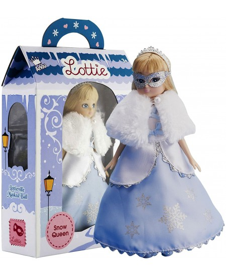 Lėlė LOTTIE Sniego Karalienė, 18 cm