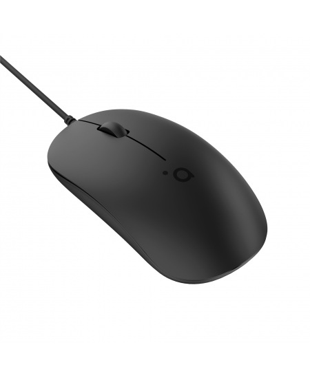 Acme Wired Mouse MS17, Black, Wired