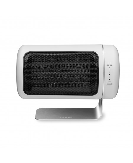 Duux Heater Twist Fan Heater, 1500 W, Number of power levels 3, Suitable for rooms up to 40 m², White