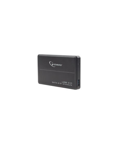 Gembird USB 3.0 2.5'' enclosure EE2-U3S-2  SATA 3Gb/s, USB 3.0