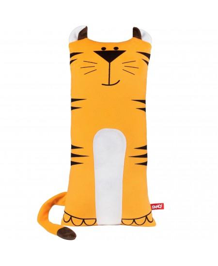 Minkštas žaislas - pagalvėlė Tigras 50 cm Fancy