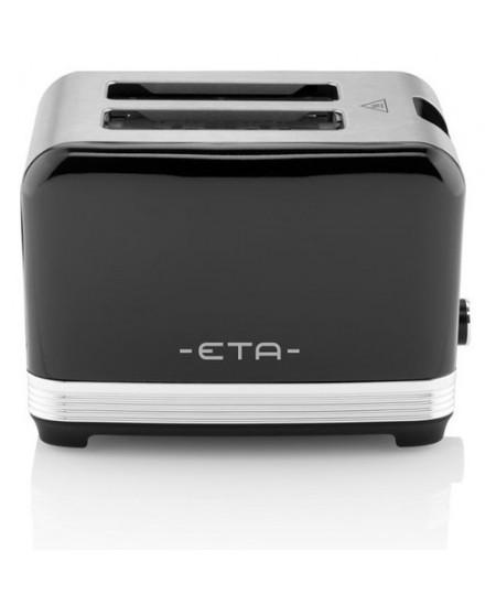 ETA Storio Toaster ETA916690020 Power 930 W, Housing material Stainless steel, Black