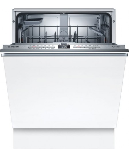 Bosch Serie 6 Dishwasher SMV6ZAX00E Built-in, Width 60 cm, Number of place settings 13, Number of programs 6, Energy efficiency