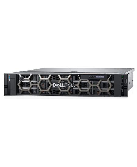 Dell PowerEdge R540 Rack (2U), Intel Xeon, Silver 4210R, 2.4 GHz, 13.75 MB, 20T, 10C, 1x16 GB, RDIMM DDR4, 3200 MHz, 480 GB, SSD