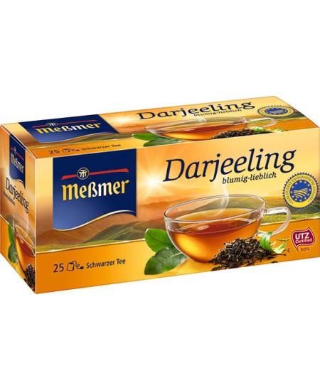 Juodoji arbata MESSMER Darjeeling, 25 vnt.