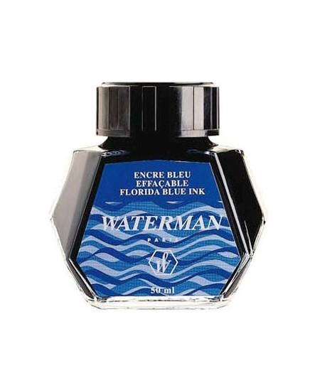 Rašalas WATERMAN 50ml, mėlynas