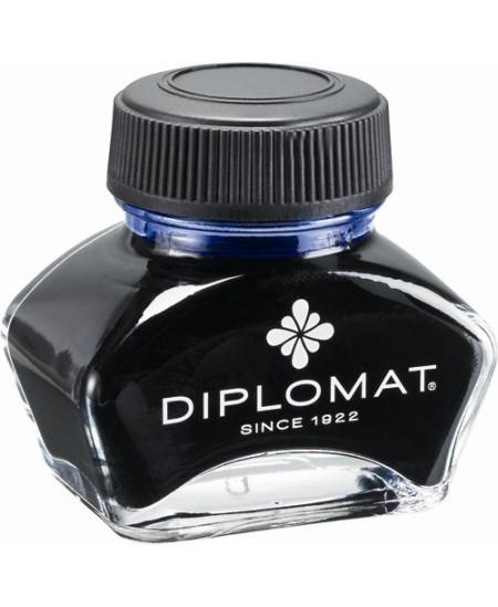 Rašalas DIPLOMAT 30 ml, mėlynas