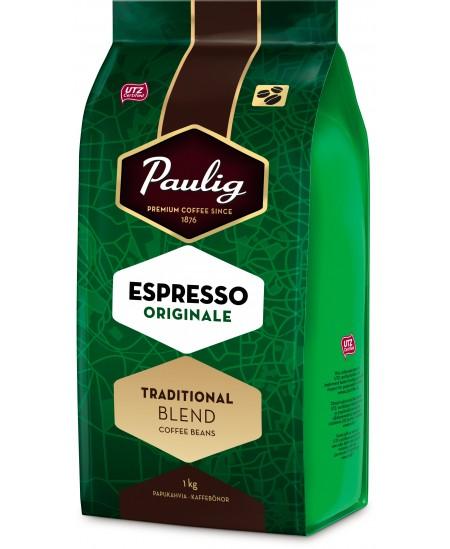 Kavos pupelės PAULIG ESPRESSO ORIGINALE, 1kg.