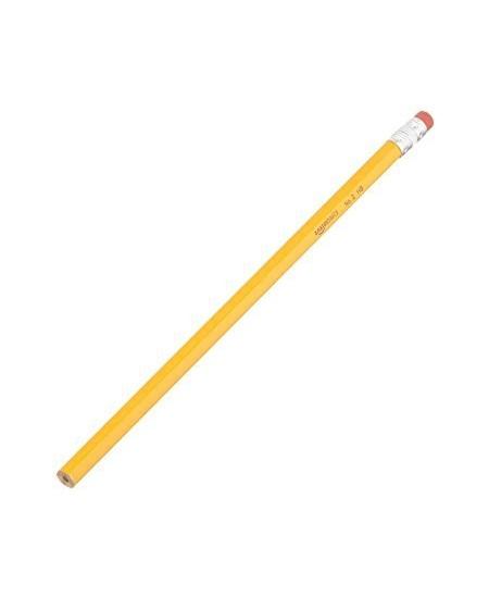 Pieštukas GOLD CAT su trintuku, nepadrožtas, HB