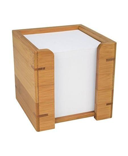 Dėžutė užrašų lapeliams WEDO Bamboo