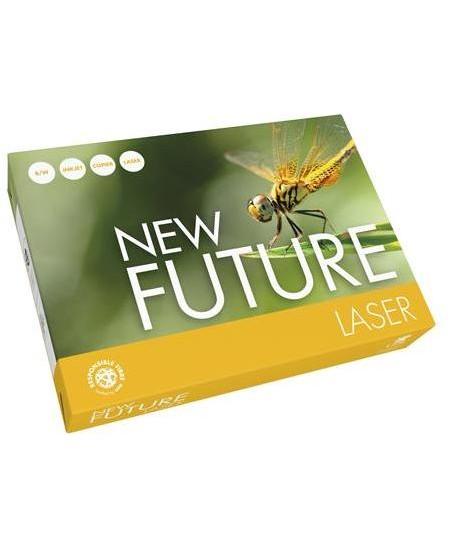 Popierius NEW FUTURE Laser, 80 g/m2, A4, 500 lapų