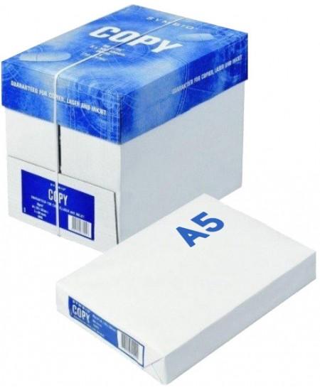 Popierius SYMBIO COPY, 80 g/m2, A5, 500 lapų