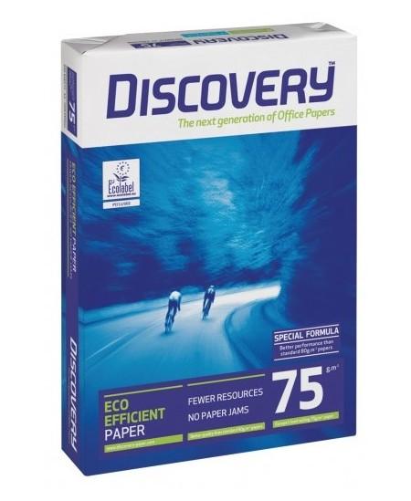 Popierius DISCOVERY, 75 g/m2, A3, 500 lapų