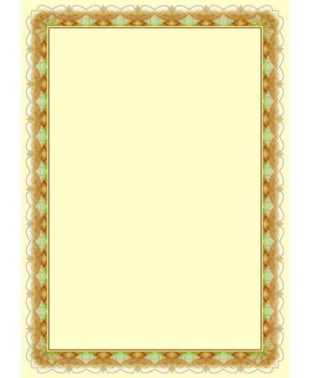 Diplominis popierius GALERIA PAPIERU 210217, 170 g/m2, A4, 25 lapai