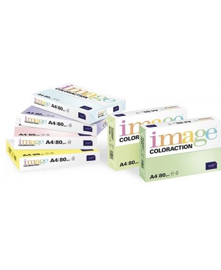Spalvotas popierius IMAGE COLORACTION, 80g/m2, A3, 500 lapų, gelsvai žalia (Lime)
