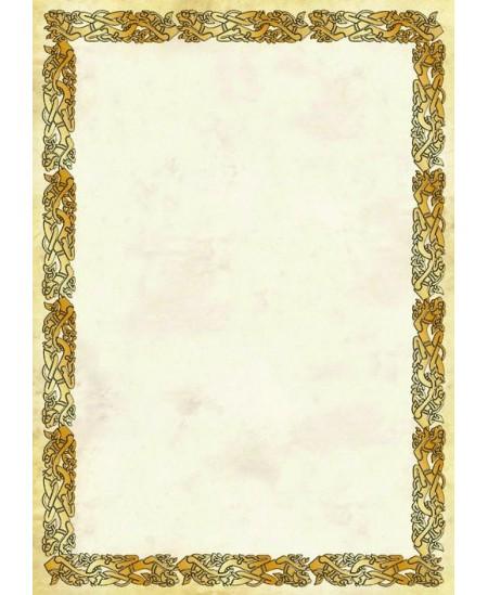 Diplominis popierius GALERIA PAPIERU 210925, 250 g/m2, A4, 20 lapų