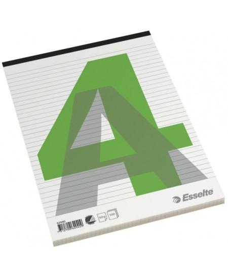 Bloknotas ESSELTE, A4, linijomis