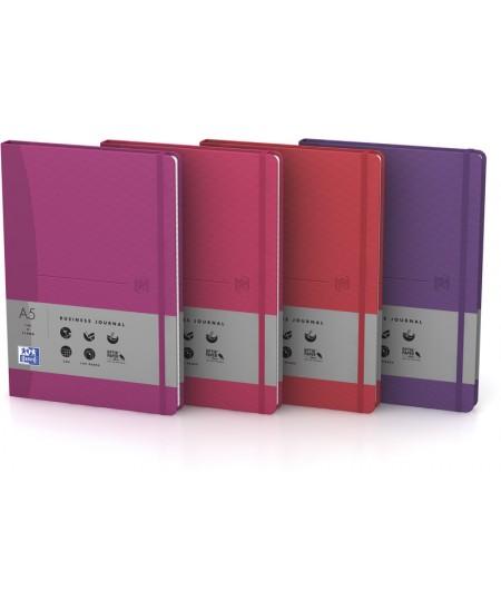 Užrašų knygelė OXFORD OFFICE SIGNATURE FEMININ, iPad formatas (18x25cm), linija