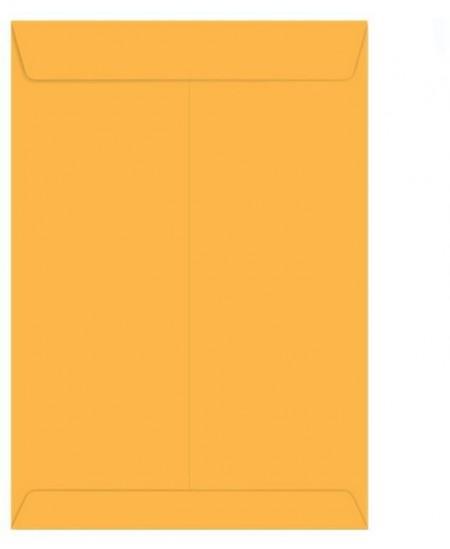 Vokas C4, 229x324 mm, su atvartu, rudas